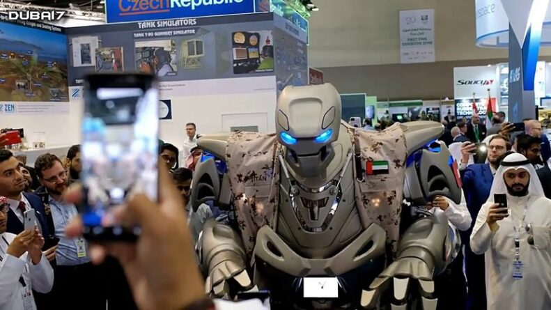 King of Bahrain robot bodyguard video: Does the king of Bahrain have a robot bodyguard? 1