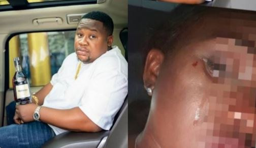 Rukky was reportedly beaten by Cubana Chiefpriest