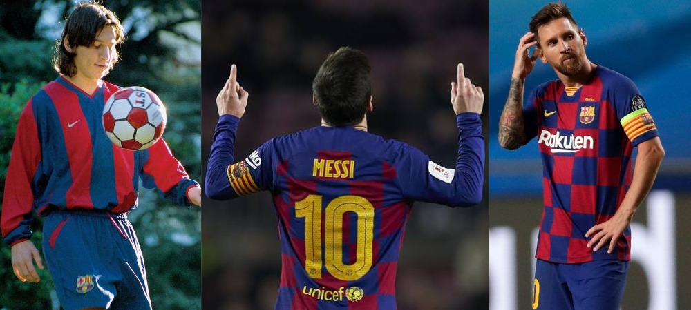Lionel Messi Submits Transfer Request, Tells Barcelona He Wants To Leave The Club Immediately 1