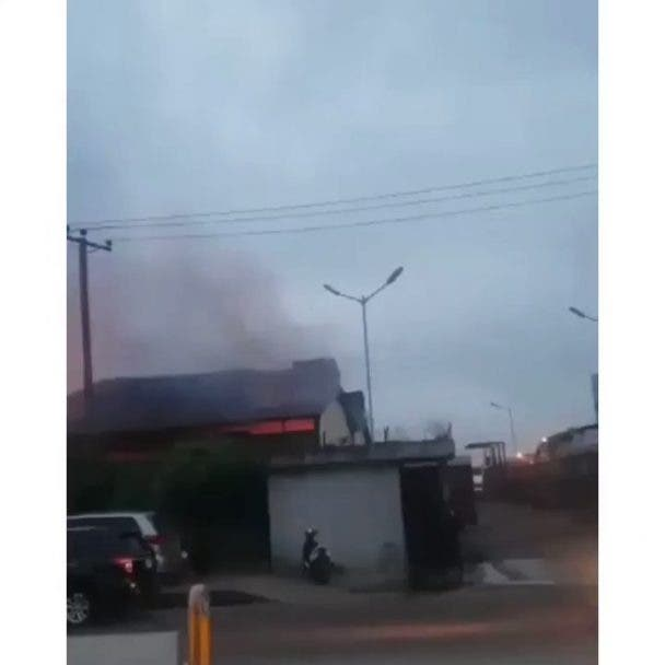 Guinness on fire in Lagos