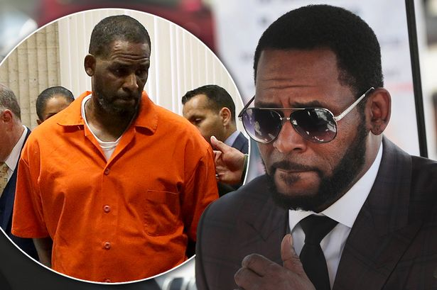 R. Kelly Reportedly Attacked In Chicago Prison By Fellow Inmate, Suffered 'Very Minor Injuries' 1