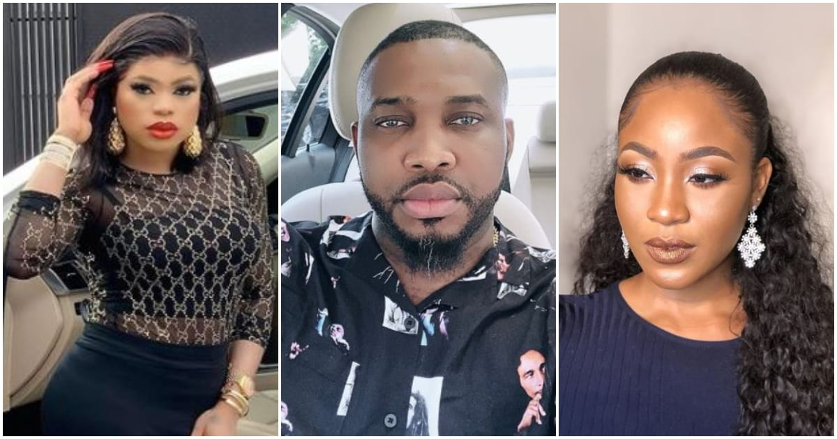 BBNaija: Bobrisky And Chidi Mike Fights Over Failed Promise Of N2 Million And Benz Car To Erica 1