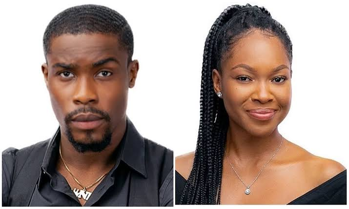 BBNaija: Neo And Vee Evicted On Big Brother Naija Finale 1