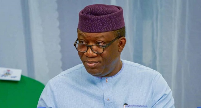 BREAKING: APC Suspends Ekiti Governor, Kayode Fayemi Over 'Numerous Anti-Party Activities' 1