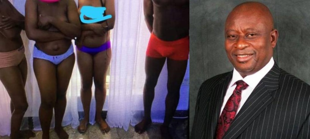 Ex-Nigerian Minister Arrests Hotel Staff, Strip Them Naked For Allegedly Stealing His N5,000 1