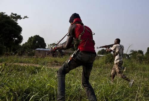 Gunmen Kill Bike Rider, Abduct Local Government Chairman In Kaduna 1