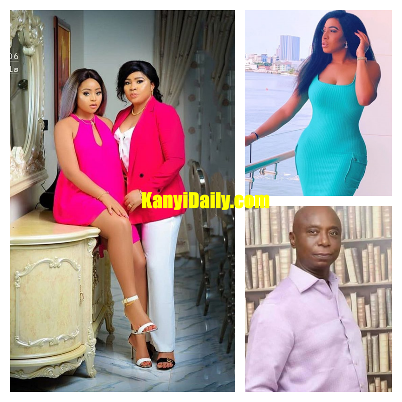 Leave Ned Nwoko For My Daughter – Regina Daniels Mother warns Actress Chika Ike to leave her daughters' husband 1