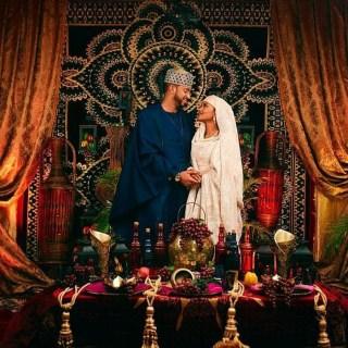 Pre-Wedding Photos Of President Buhari's Daughter, Hanan, And Her Fiance 5