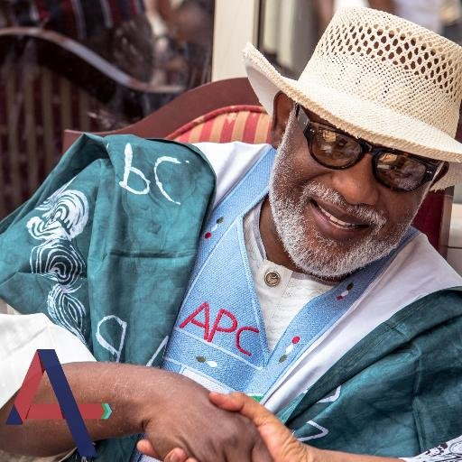 BREAKING: INEC announced Rotimi Akeredolu Ondo State Governor-elect.