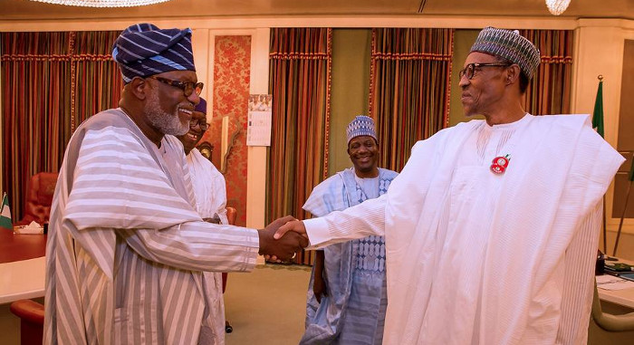 Ondo: Akeredolu who lost state to PDP hails Buhari's victory | Nigeria News Headlines Today