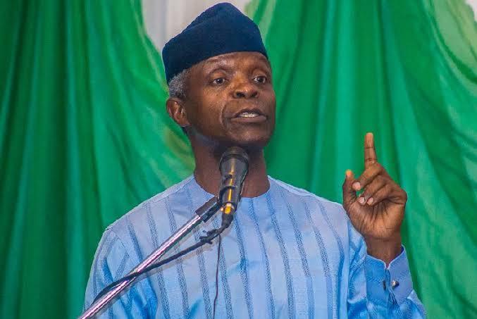 President Buhari Will Get Justice For Nigerian Traders, Ghana Hasn't Fulfilled Promises - VP Osinbajo 1