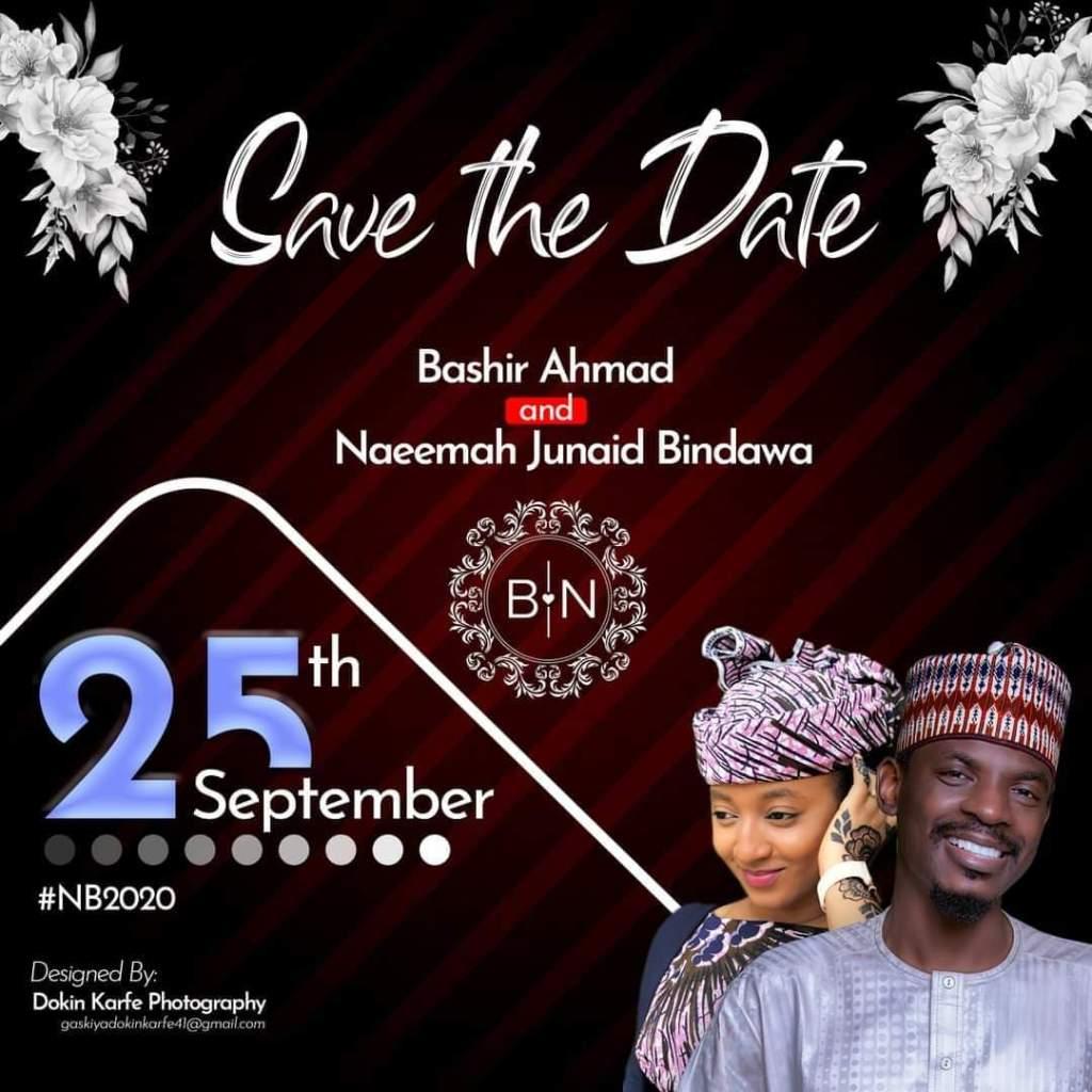 President Buhari's Media Aide, Bashir Ahmad Is Getting Married To Naeemah Junaid Bindawa [Photos] 2
