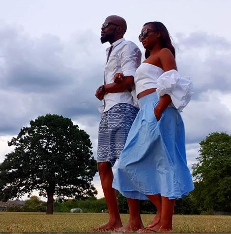 Ikechukwu finally shows off his lover