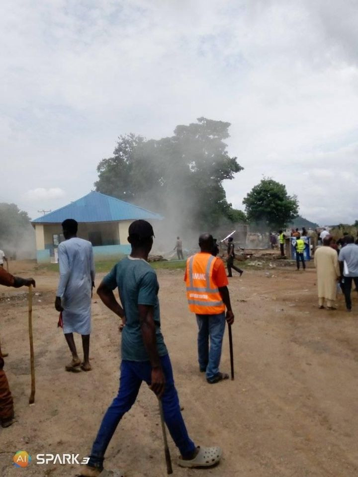 Sex workers stranded as FCT authorities demolish popular brothel