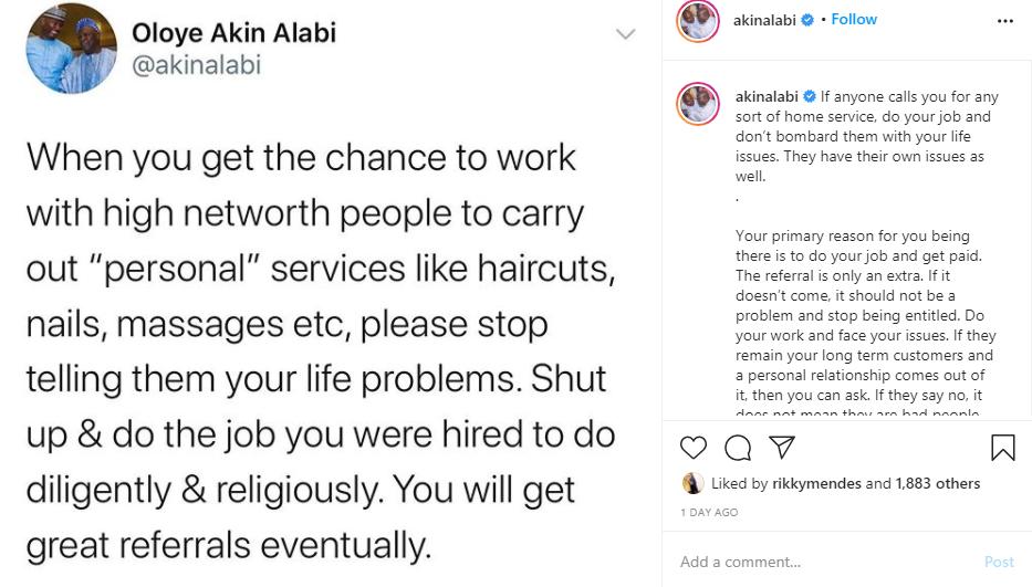 Akin Alabi