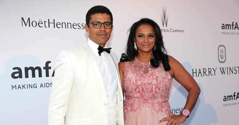 Africa's Richest Woman, Isabel dos Santos Loses Her Husband In Diving Accident In Dubai 1
