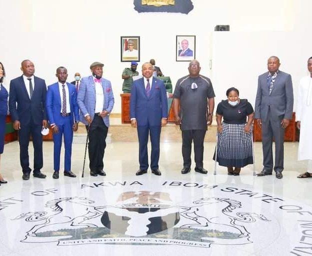 Akwa Ibom Inaugurates 8-Man Panel To Investigate Police Brutality