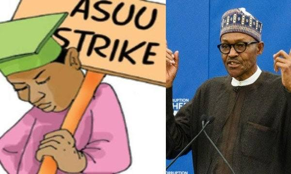 ASUU Accuses Nigerian Government Of Frustrating Efforts And Negotiation To End Strike 1