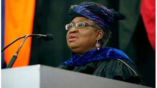 BREAKING: Okonjo-Iweala Becomes First Black And African Woman Elected As WTO DG