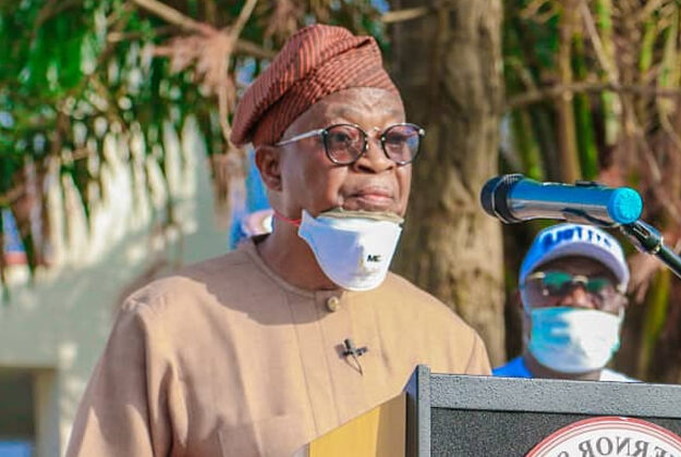BREAKING: Oyetola Declares 24-Hour Curfew In Osun