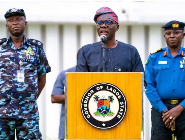 BREAKING: Sanwo-Olu approves full reopening of Lagos markets