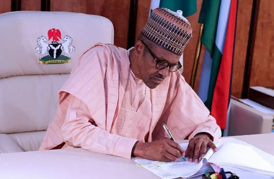 Buhari Approves Emaimo's Re-Appointment