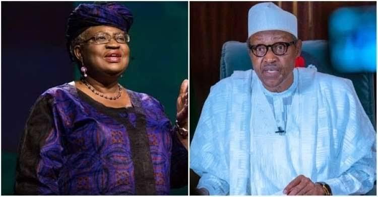 Buhari Speaks With European Council President Over Emergence Of Okonjo-Iweala As WTO DG 1