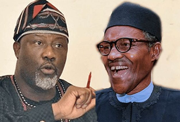Buhari's speech made me speechless – Dino Melaye