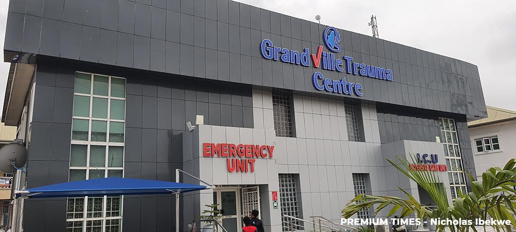 Grandville Trauma Centre, Ajah
