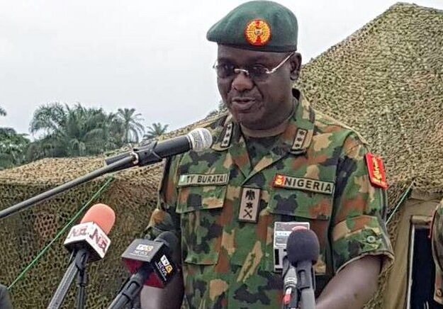 COAS Buratai Directs Army Personnels To Declare Their Assets