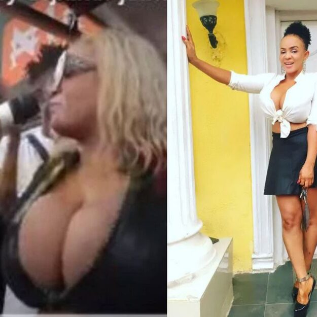 Cossy Orjiakor Reveals Why She Celebrated Her Birthday At The #EndSARS Protest Ground