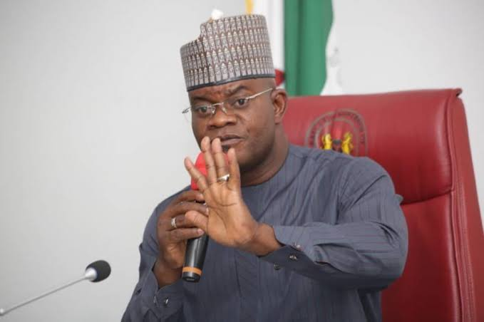 COVID-19: Governors Received N1Billion Each From Buhari, N1.1Billion From World Bank – Yahaya Bello 1