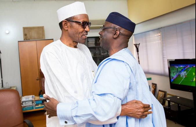 I Chose Tunde Bakare To Silence Religious 'Bigot' Critics' - Buhari