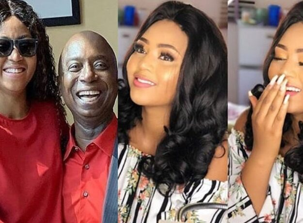 """Do You Enjoy Him In Bed""- Fan Asks Regina Daniels, Expresses Worry Over Ned's Performance"