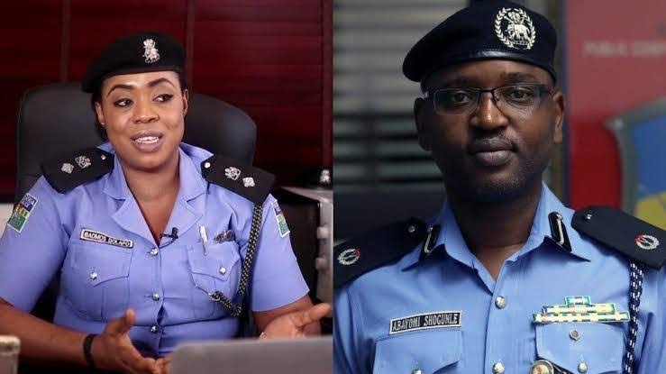 Dolapo Badmus, Yomi Shogunle Part Of 37 Officers Penalized By Nigeria Police Force 1