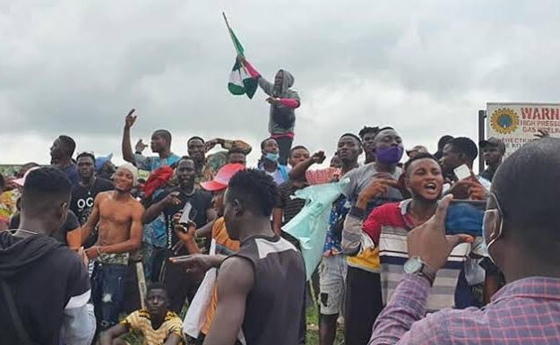 EndSARS Demonstrators Call Off Protests In Osun, Appreciate Youths' Consciousness