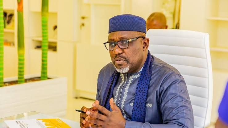 #EndSARS Protest Is A Wake-Up Call For Politicians, Our Lifestyles Provoking Youths - Okorocha 1