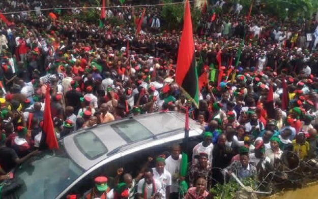 EndSARS Protest: Nnamdi Kanu's Fall imminent- Ohanaeze Youths