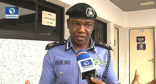 #EndSARS Protesters Are Beneficiaries Of Crimes Looking For Online Validation - Police PRO, Frank Mba 1