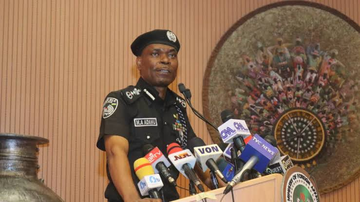 #EndSARS: SWAT Operatives Begins Training As IGP Adamu Reveals Requirement For Officers 1