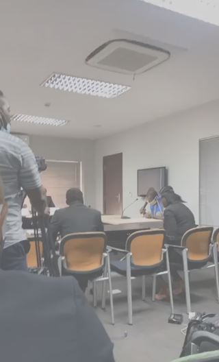 #EndSARS: Video From The On-going Hearing Of The Lagos Judicial Panel