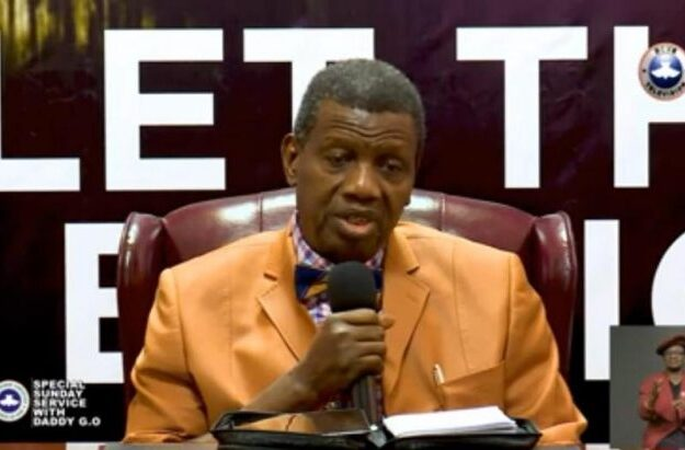 #EndSARS violence: Adeboye orders 30 days fasting for all RCCG members