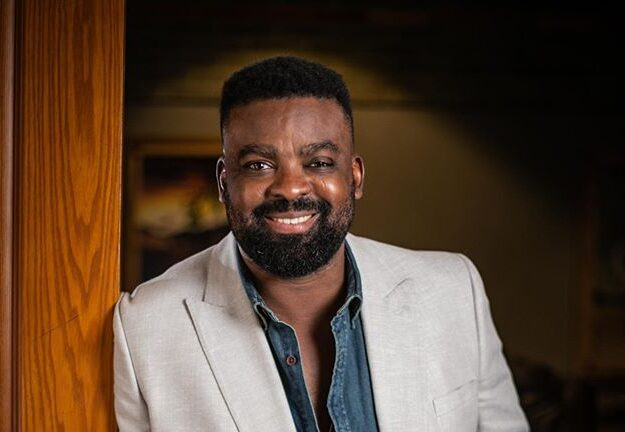 Filmmaker Kunle Afolayan shows off home interior