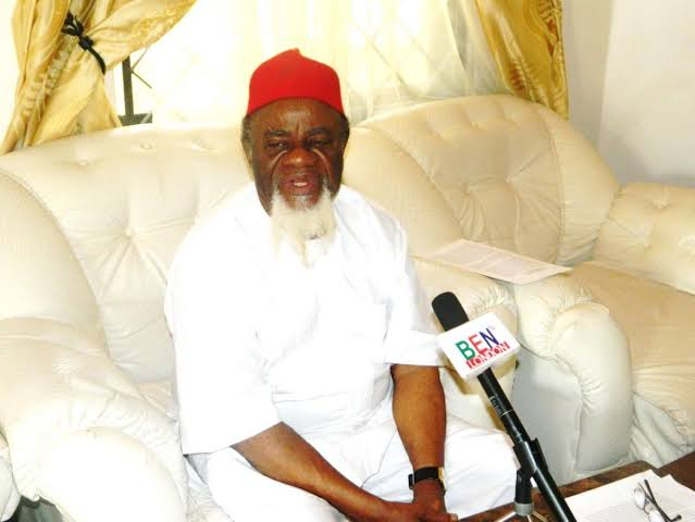 God Wants Igbo To Become Next President Of Nigeria In 2023 – Chukwuemeka Ezeife 1