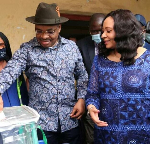 Gov Emmanuel Lauds Peaceful Local Government Election