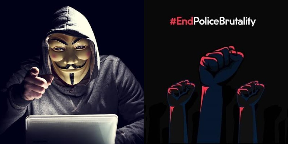 Hacktivist, Anonymous Hacks Nigerian Police Database, Release SARS Officers' Records 1