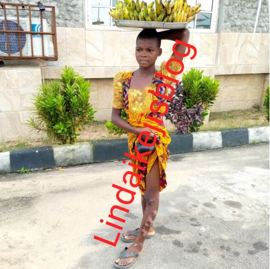 Heartbreaking! Orphan Allegedly Abused By Her Aunt With Hot Knife Narrates Her Ordeal (Video)