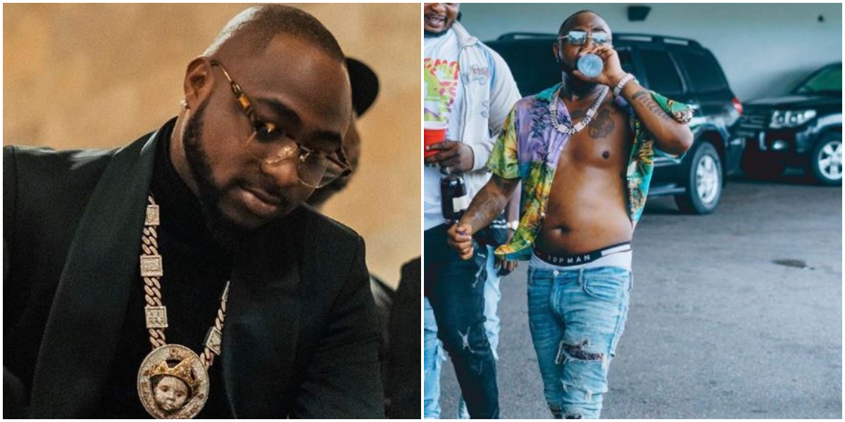 """""""I Can Buy This Place 10 Times"""" - Davido Reacts In Anger As Ghana Bar Bounces His Boy [Video] 1"""