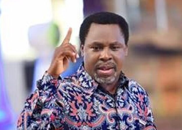 """I Would Have Loved My Wife to Be Like Me…But' – TB Joshua Confesses"