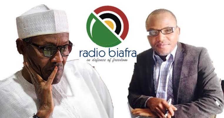 IPOB Dares President Buhari, Vows To Launch Radio Biafra In His Hometown Daura, Katsina 1